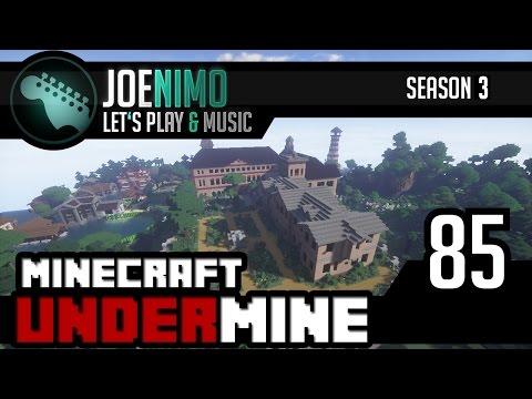 UnderMine.cz S03 | #85 Spousta nových věcí a staveb v mém sídle! | (CZ) | HD 720p