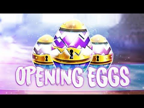 Arcane Legends - 10 Platinum Eggs & 20 Purple Eggs!