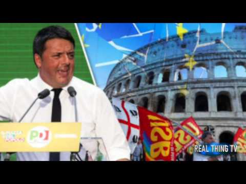 Italy referendum result could send shockwaves through markets and Destory Europe