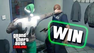 GTA Online WIN - Slap