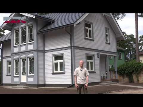 Klienta atsauksmes - ZTC celta koka konstrukciju māja Jūrmalā