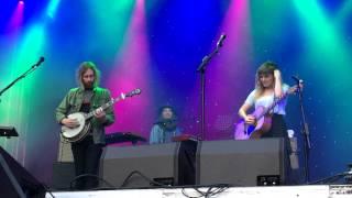 Angus and Julia Stone - Complete concert 24.06.2015 Bonn Kunstrasen
