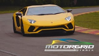 Lamborghini Aventador S - Exclusivo no Motorgrid on Track