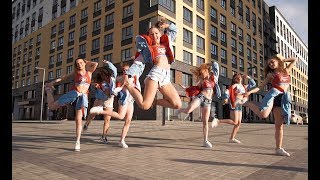 SOLTERA REMIX - Lunay, Daddy Yankee, Bad Bunny, DANCE by Valeriya Steph