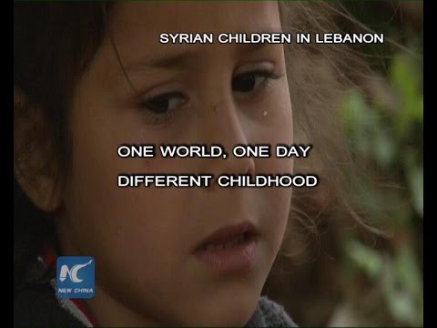 One world, different childhood: a video for International Children's Day