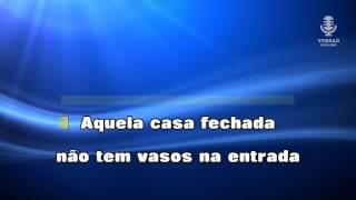 ♫ Karaoke A CASA FECHADA - António Zambujo