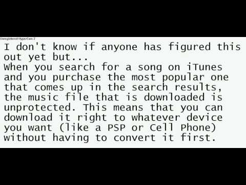 how to get a song published on itunes