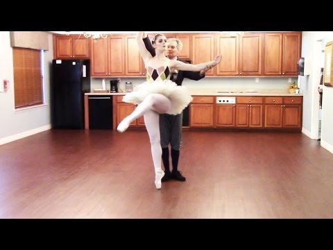 Chattanooga Ballet Performs The Nutcracker at Morning Pointe Assisted Living/ Alzheimer's