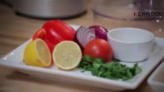Кухонная машина Kenwood KM 287 Prospero - видео обзор