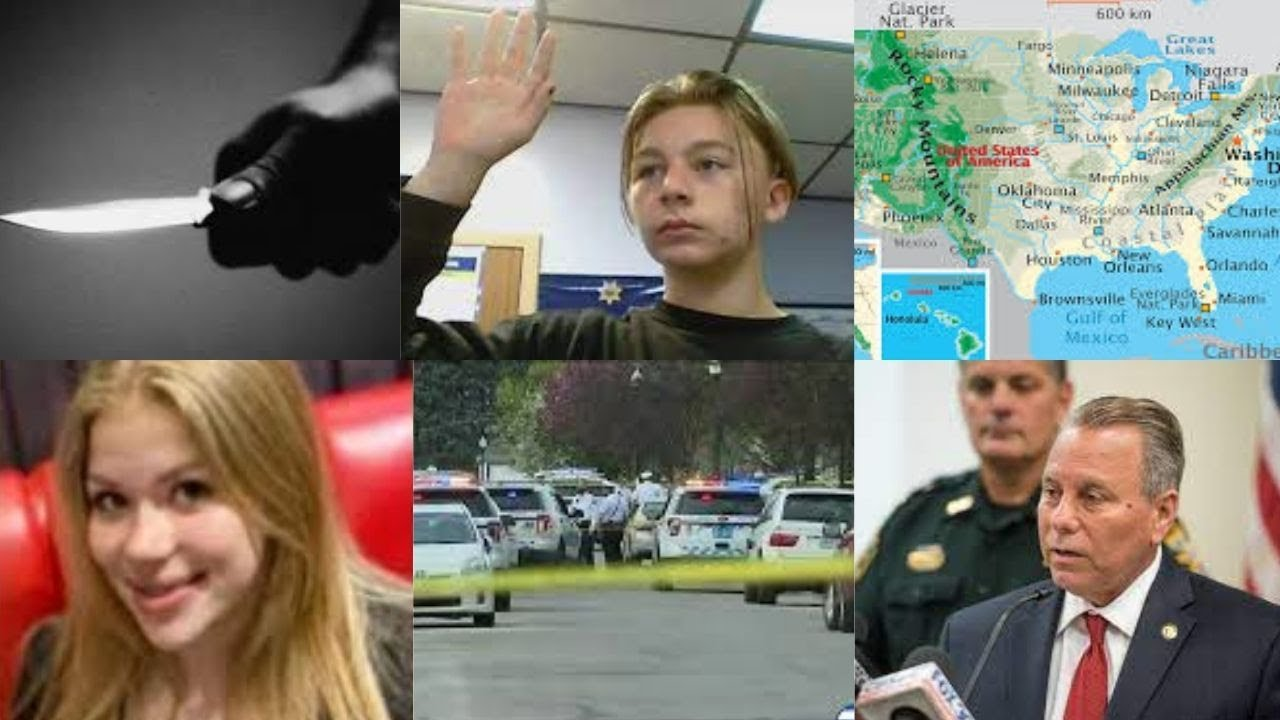 14-yr-old US boy charged as adult for stabbing teen girl 114 times