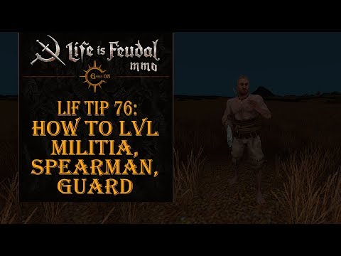 Spearman - Official Life is Feudal Wiki