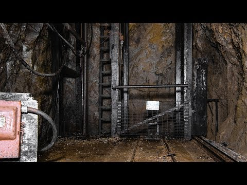 Exploring The Abandoned Empire Mine (Part 4)