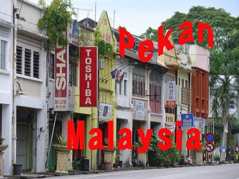 Malaysia pt. 5 of 11 Pekan