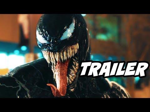 Venom Trailer - Marvel Spider-Man Easter Eggs Breakdown thumbnail
