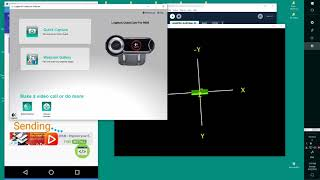 Android Accelerometer App To Processing Demo