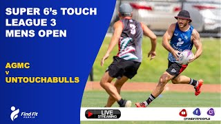 Touch Football | Super 6s | AGMC vs Untouchables