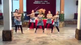 Mighty to Save Dancebby Eksilah Dance Team