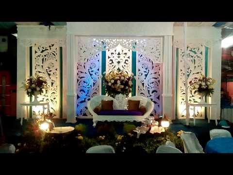 Dekorasi Gabus Pernikahan - Inspirations irit budget