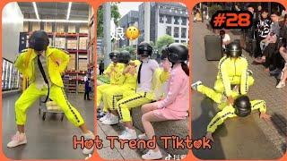 Nhóm Nhảy Cosplay PUBG Và Những Điệu Nhảy Cực Đỉnh#28 √Tik Tok China