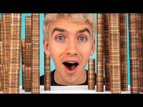 $10,000 PENNIES SURPRISE - YOU WONT BELIEVE WHAT WE BOUGHT!! Mp3