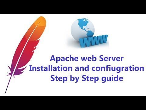 Installing and Configuring Web Server in Linux  -Step by Step Method