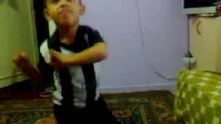Ankara bebesi süper oynuyor