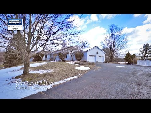 Catskill Real Estate | 56 Caridi Drive Catskill NY | Greene County Real Estate