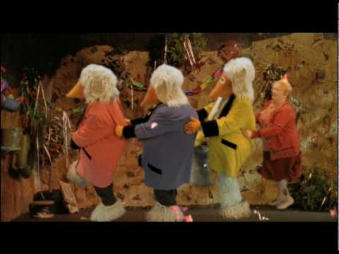 The Wombles - I Wish It Could Be A Wombling Merry Christmas Every Day