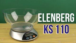 Розпакування ELENBERG KS 110