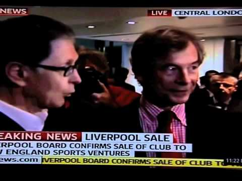 Liverpool FC Press Conference with John Henry NESV