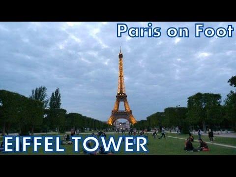 Paris on Foot #8: La Tour Eiffel