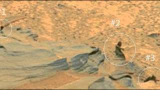 Mars Blue sky conspiracy