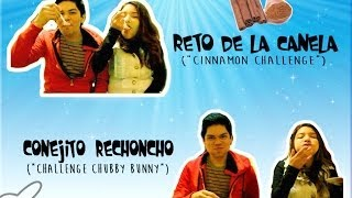 RETO DE LA CANELA | CONEJITO RECHONCHO Thumbnail