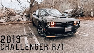 2019 Dodge Challenger R/T HEMI V8 | Full Review & Test Drive