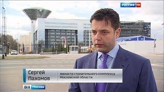 Вести Москва   Белый город Вестиваль Барановский Сабидом с Михаилом Зеленским
