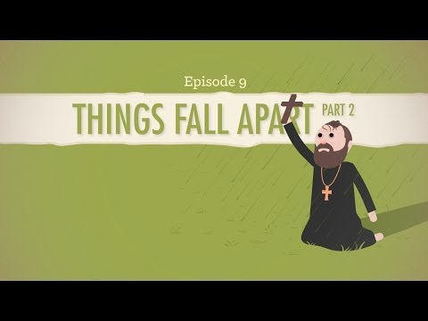 Things Fall Apart, Part 2: Crash Course Literature 209