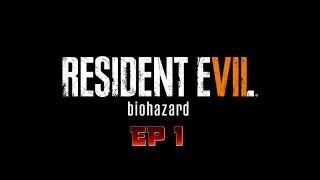 Resident Evil 7: Biohazard Ep 1 HALLOWEEN SPECIAL!  w/Boris