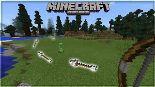 Cel mai op Arc din Minecraft Pocket Edition/Command for MCPE