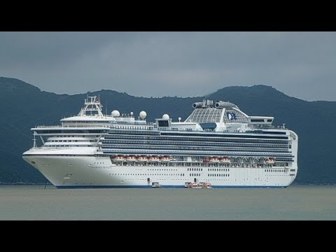 Diamond Princess in Nha Trang