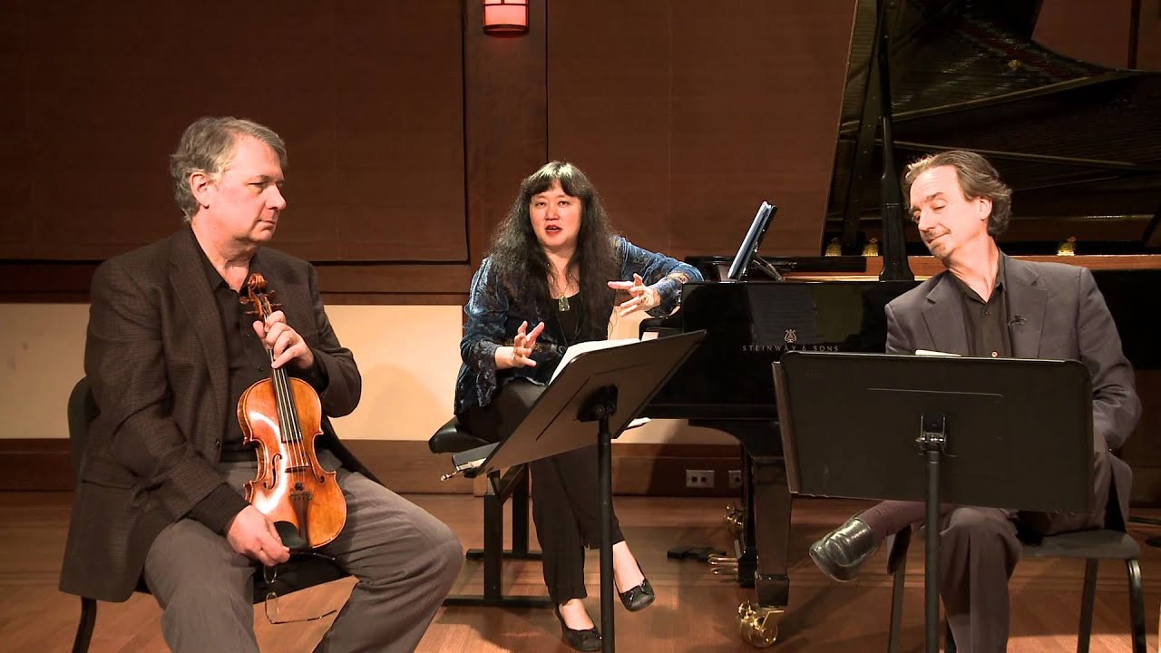 Preview of Dvořák & Brahms - 2012-2013 CMS Season