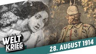 Die Schändung Belgiens – Kriegsverbrechen im Sommer 1914 I DER ERSTE WELTKRIEG - Woche 5