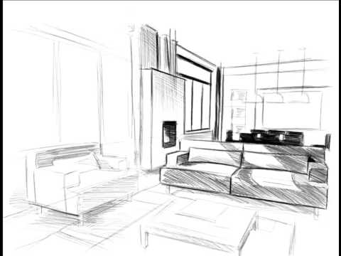 Tutorial sur l 39 art de la perspective et des ombres port es for Architecte interieur 3d gratuit