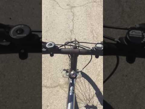 Sancti Spiritus by bike