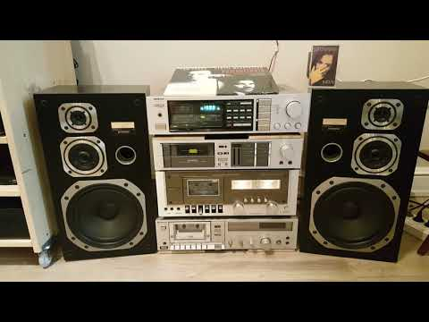 Kenwood Stereo Components System - YouTube