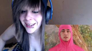 Pink Guy - Kill Yourself Reaction