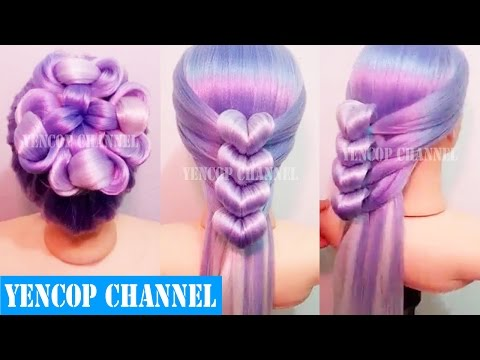 Cute and easy hairstyles & Hairstyles for long hair (P7)