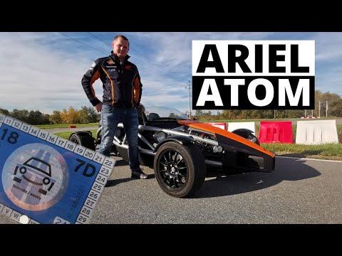 Ariel Atom - Gokartem Na Wakacje
