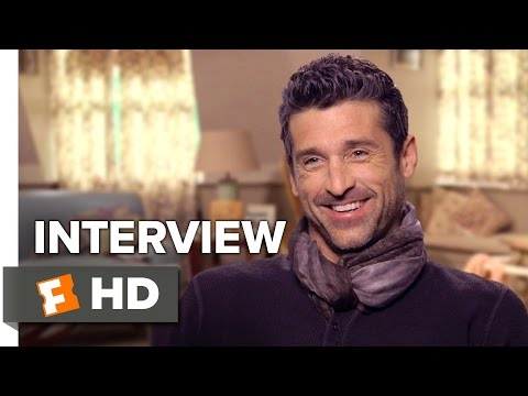 Bridget Jones's Baby Interview - Patrick Dempsey (2016) - Comedy