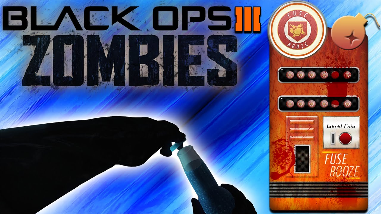 Fuse Box In Black Ops Zombies : New perks quot banana colada fuse booze perk concepts