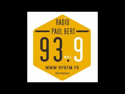 radio Paul Bert à Bordeaux avec Acta Gironde et Veg'Events